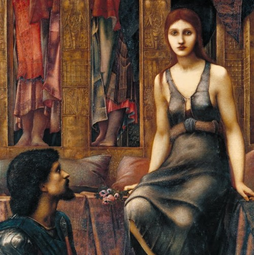 Burne-Jones_Cophetua_Beggar_Maid_-_GAP_cropped_hard