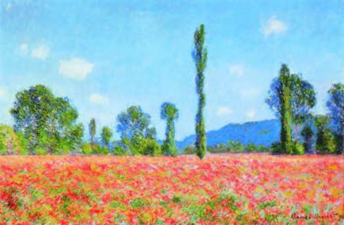 claude-monet-Poppy-Field-1890