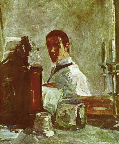 self-portrait-of-Henri-de-Toulouse-Lautrec