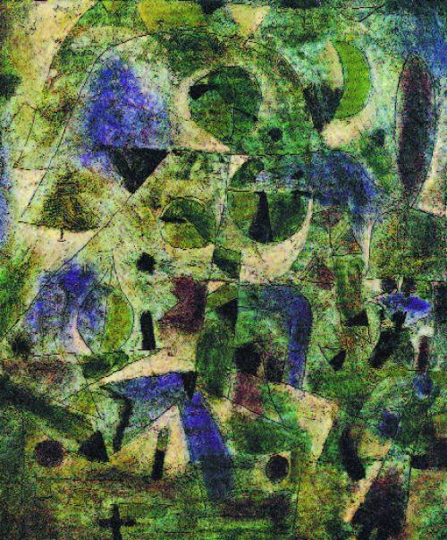 Paul-Klee-Avec-la-Marionnette