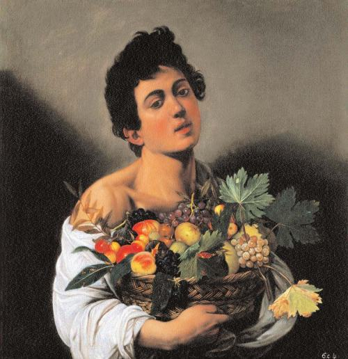 Caravaggio-Boy-with-a-Basket-of-Fruit