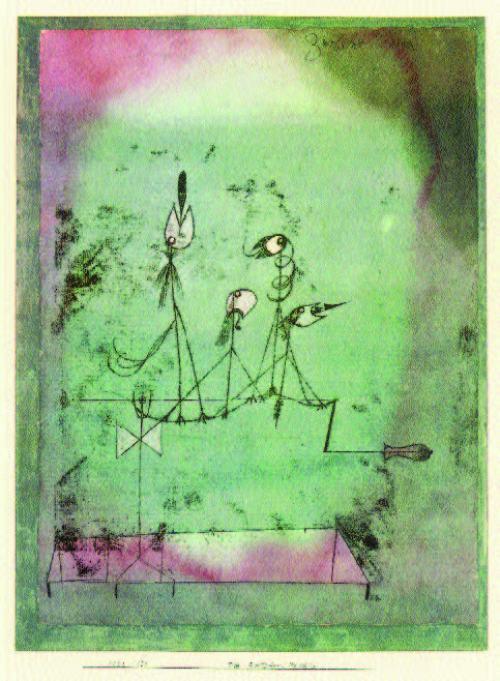 Paul-Klee-Die-Zwitschermaschine