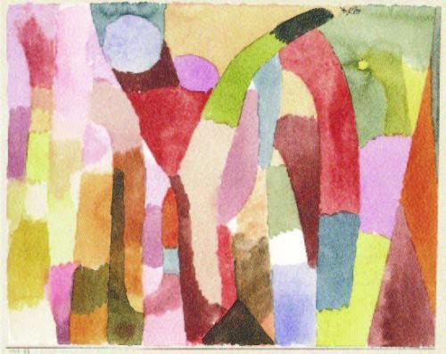 Paul-Klee-Mouvement-de-voûtes