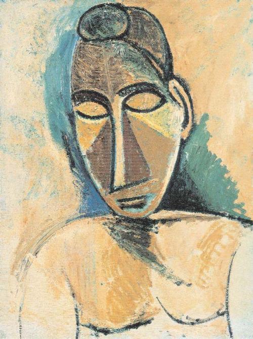 Pablo-Picasso-Nu-Buste