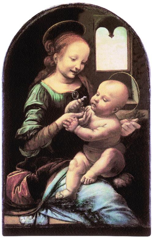 Da-Vinci-Madone-Benois