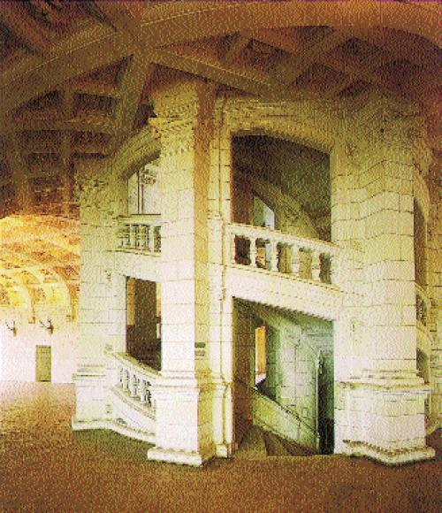 Da-Vinci-Photographie-Escaliers-à