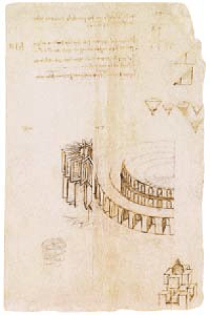 Leonardo-Da-Vinci-Study-of-Antiques