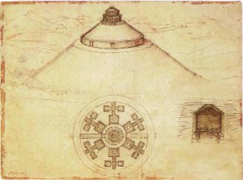 Leonardo-Da-Vinci-The-Etruscan-Mausoleum