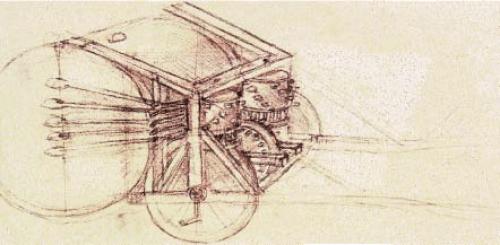 Leonardo-da-vinci-Mechanical-Military-Drum