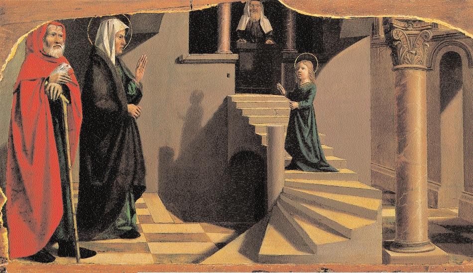 La Vierge dans l'art 3