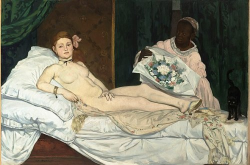 Olympia – Édouard Manet – 1863