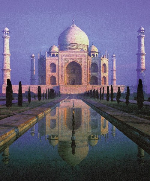 Art-of-India-7-Taj-Mahal