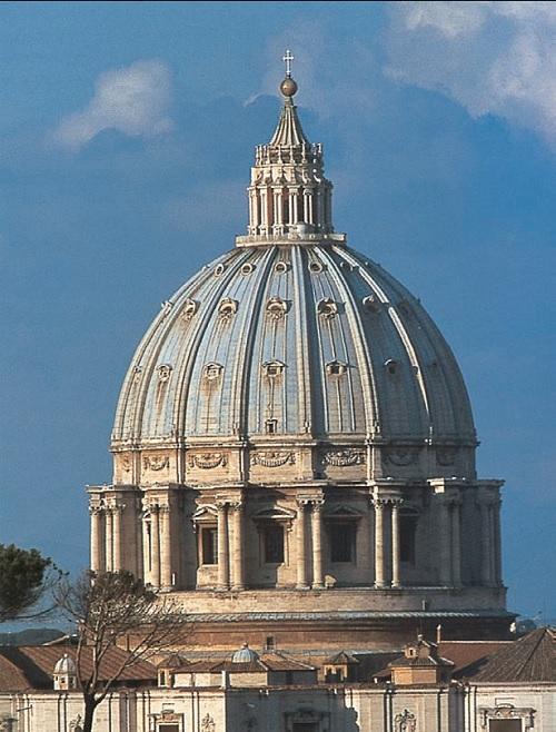 Michelangelo- St Peter's Basilica