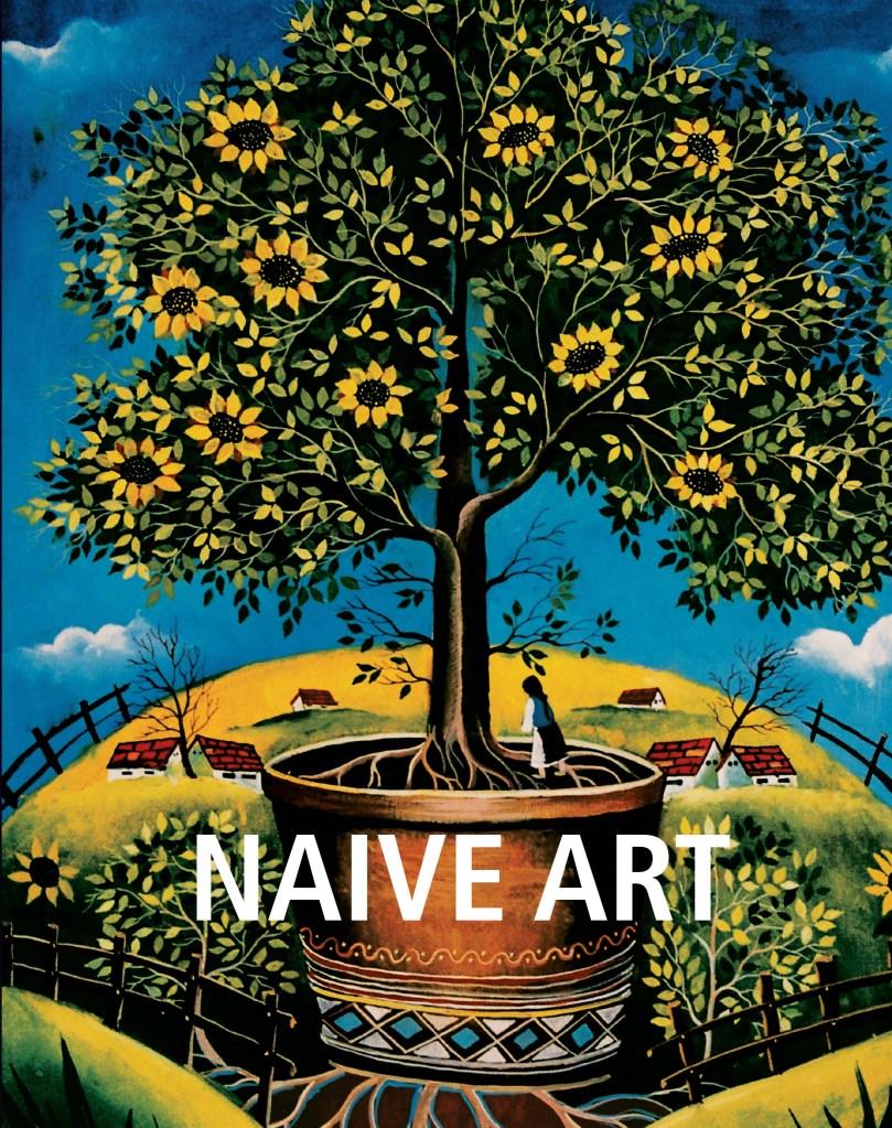 Naive art - pod