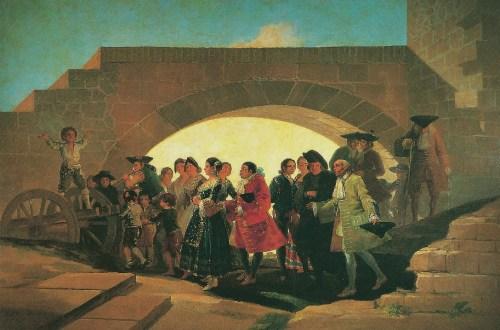 Die Hochzeit, 1791- 92, Goya, Victoria Charles