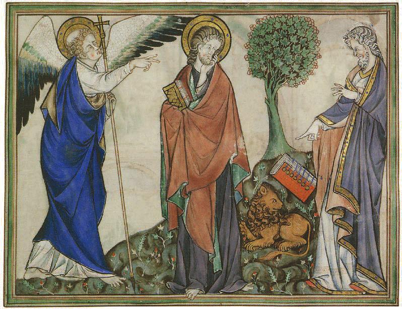L'Ange proclame : « qui est digne de confiance ? » , Apocalypse, Camille Flammarion
