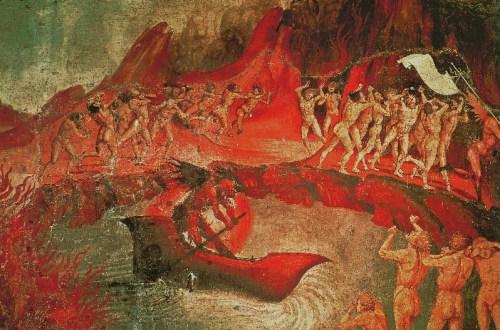 Le Jardin de l'ivresse ou Le Jardin de la consolation, Apocalypse, Camille Flammarion