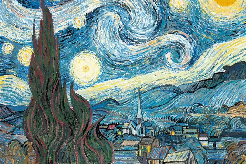 John Myatt (d'après Vincent Van Gogh), Les faux - Cachés à la vue de tous