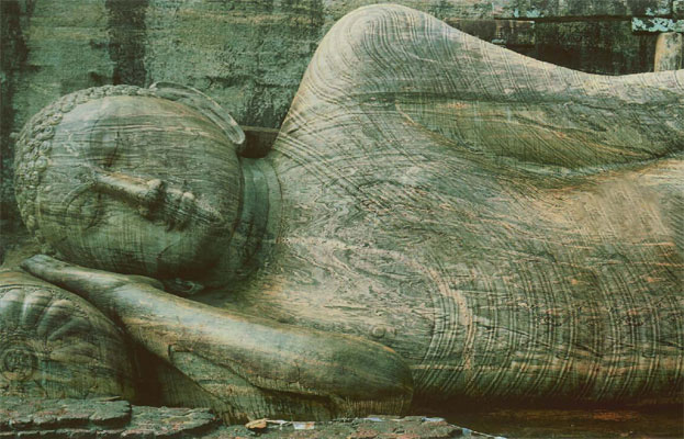 Ruhender Buddha, T.W. Rhys Davids Ph.D. LLD., Victoria Charles