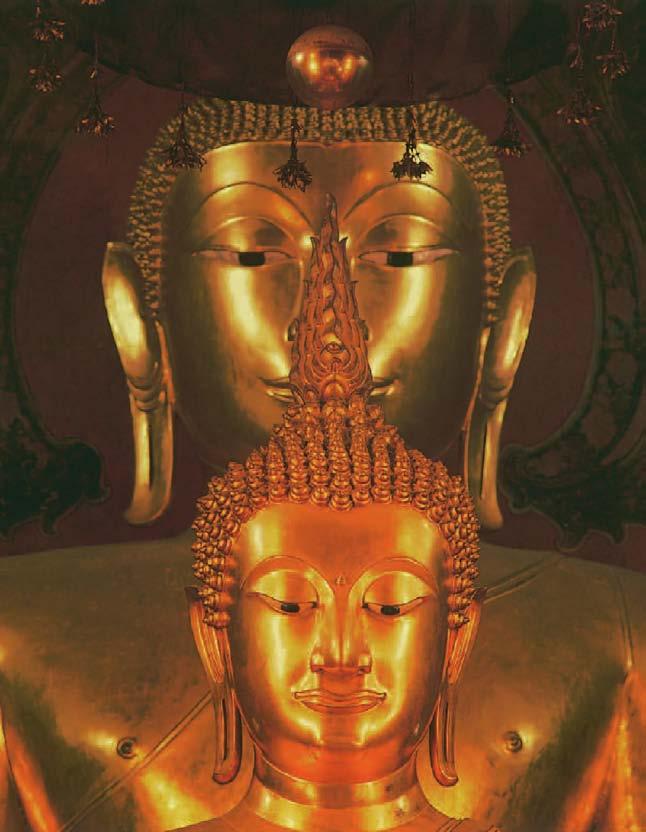 Zwillings-Buddhas, 1000 Buddhas, T.W. Rhys Davids Ph.D. LLD., Victoria Charles
