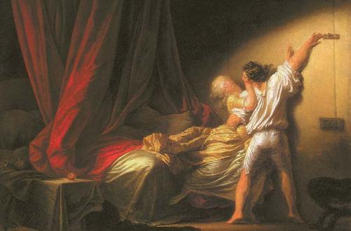 The Deadbolt, c. 1777, Shaun Cole
