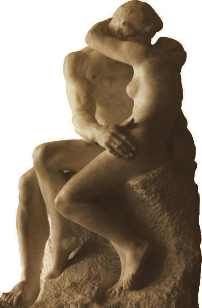 Auguste Rodin, The Kiss, 1888-188, Love, Jp. A. Calosse