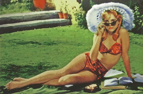 Stanley Kubricks Lolita mit Sue Lyon, 1962, Patrik Alac