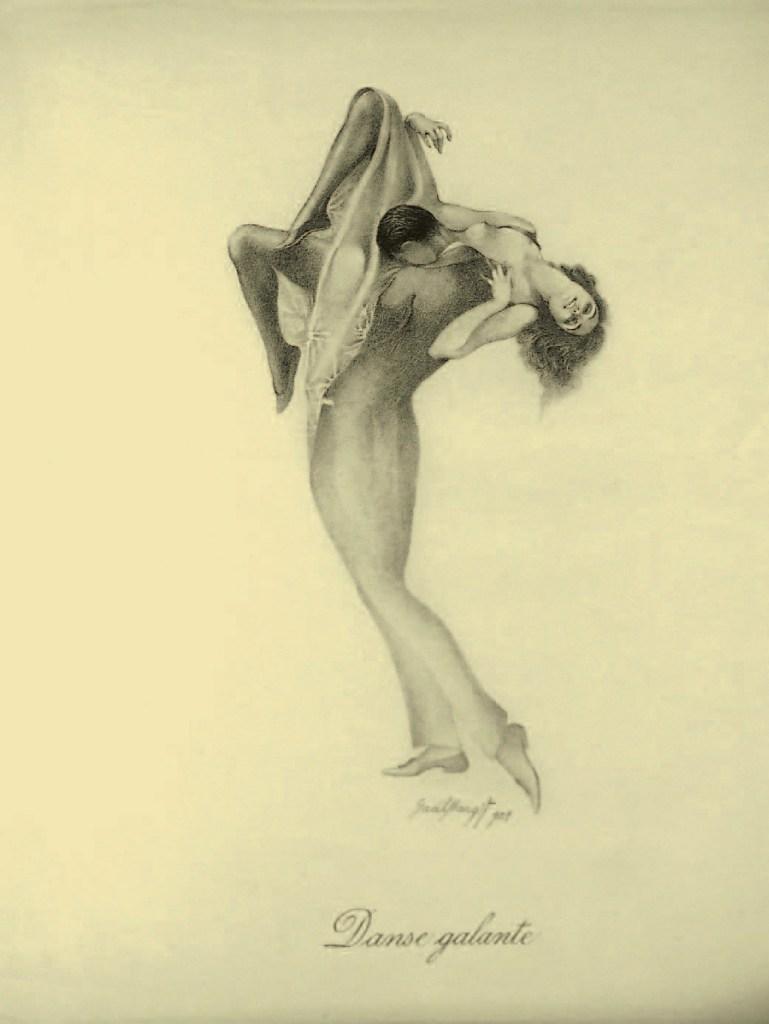 Margit Gaal, 1920, Erotische Fantasien, Hans-Jürgen Döpp