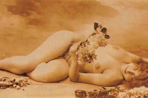 Carte postale française, Fantaisies Erotiques