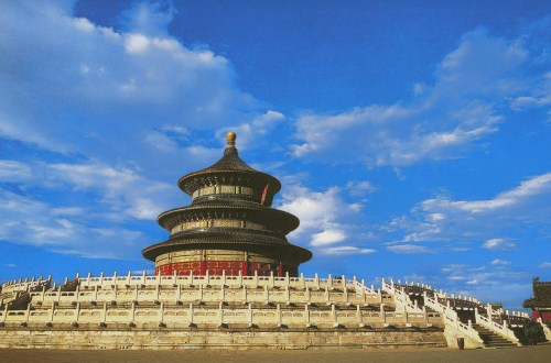 Temple of Heaven, Hall of Prayer for Good Harvests, 1406-1420