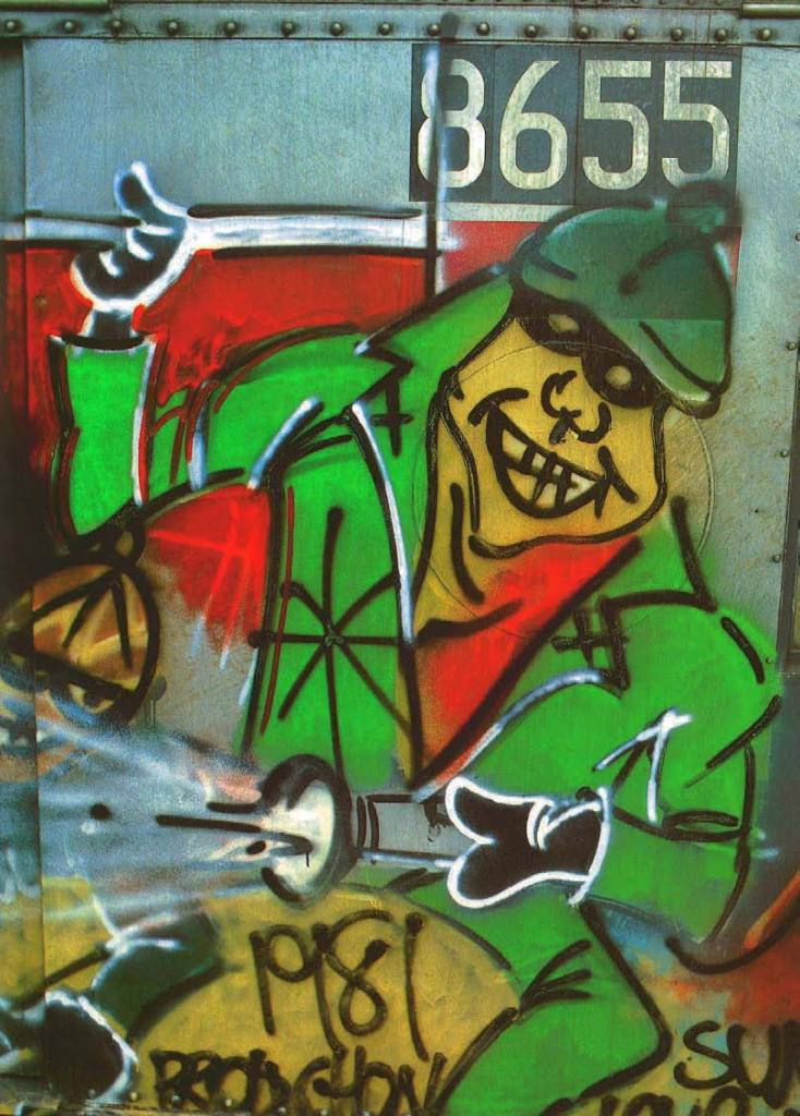 Burglar, 1981, American Graffiti, Margo Thompson
