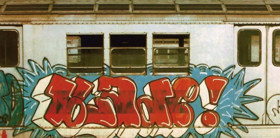 Sans Titre, 1975, American Graffiti, Margo Thompson