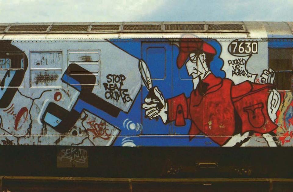 Sherlock, 1978, American Graffiti, Margo Thompson