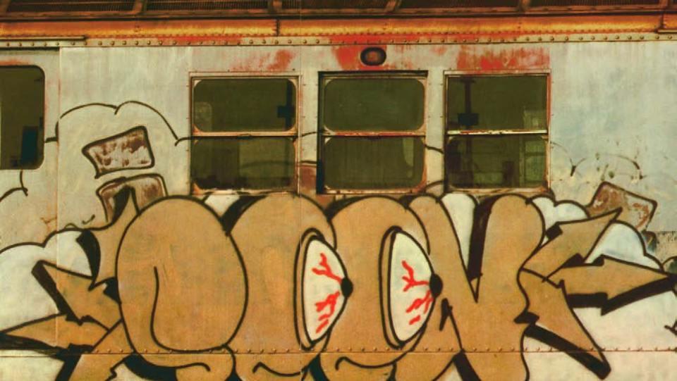 Tag, 1981, American Graffiti, Margo Thompson