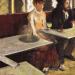 Edgar Degas, Au Café, vers 1876.