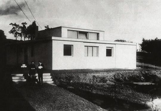 Georg Muche / Baubüro Gropius, Haus Am Horn, Bauhaus, Michael Siebenbrodt, Lutz Schöbe