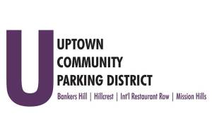 Uptown Community Parking District Board of Directors Meeting @ Joyce Beers Center | San Diego | California | United States