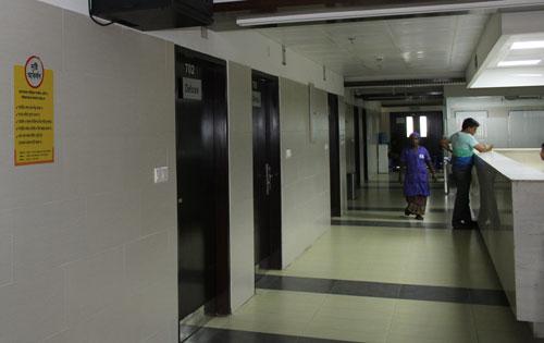 7th – 11th Floor