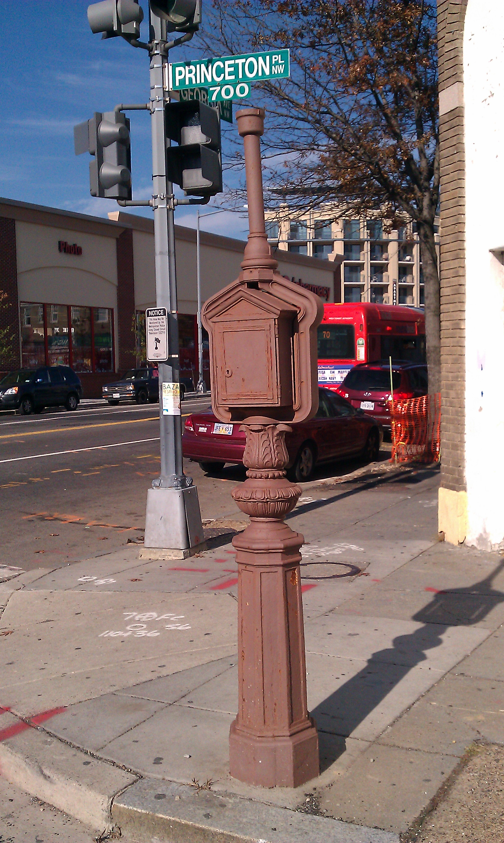 Fire Alarm Boxes Disappearing From Park View Streetscapes