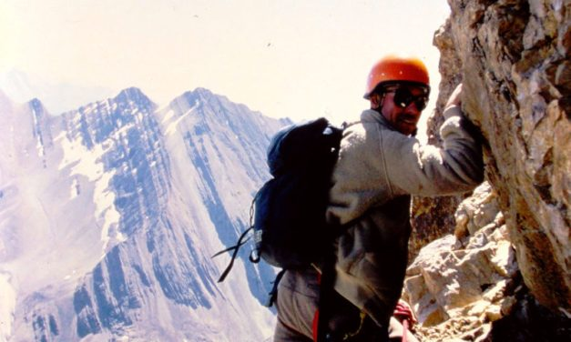 Parks Canada Centennial Commemorative Climbing Camp