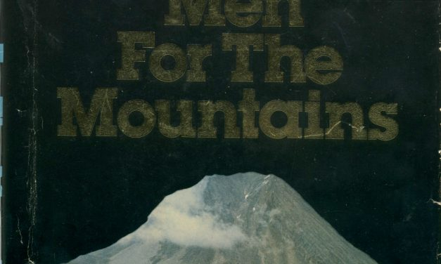 Men For The Mountains, by Sid Marty