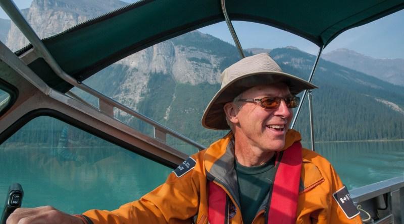 Retirement of Mike Wesbrook in Jasper National Park …