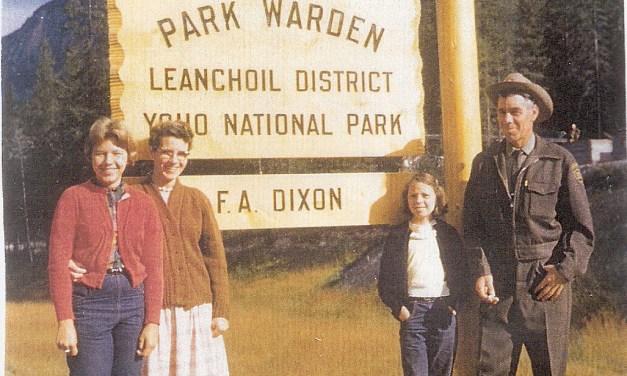 Ann Dixon (and family)