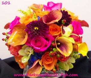 bouquets 101