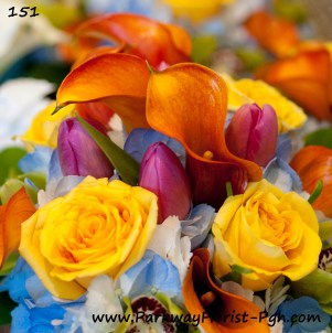 bouquets 151