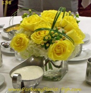 center pieces 138
