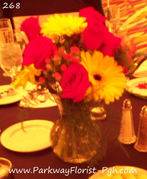 center pieces 268