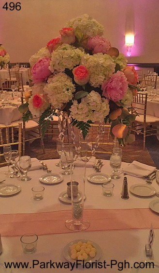 center pieces 496