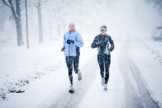 soğuk havada spor yapmadan önce yarar zarar dengesi göz önünde bulundurulmalıdır.