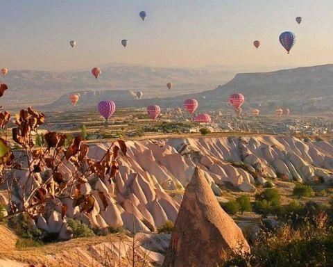 türkiye bir cennet